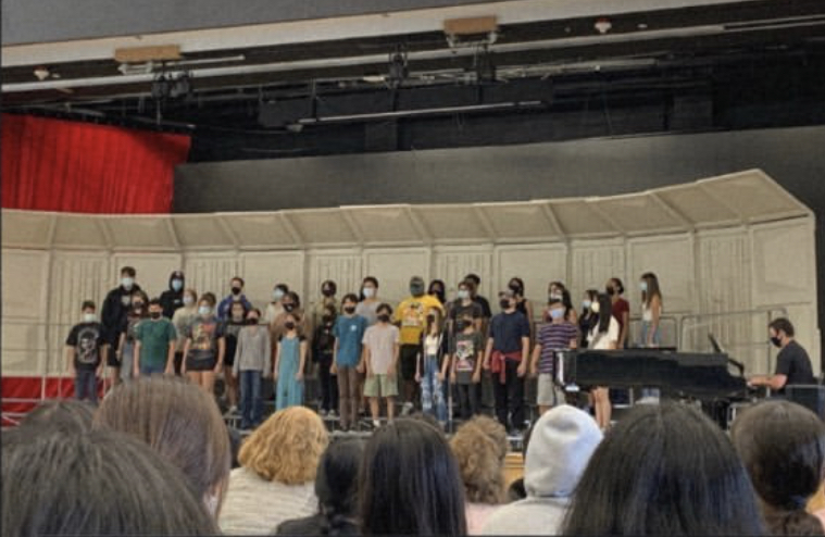 Ayala Choirs comeback to the stage
