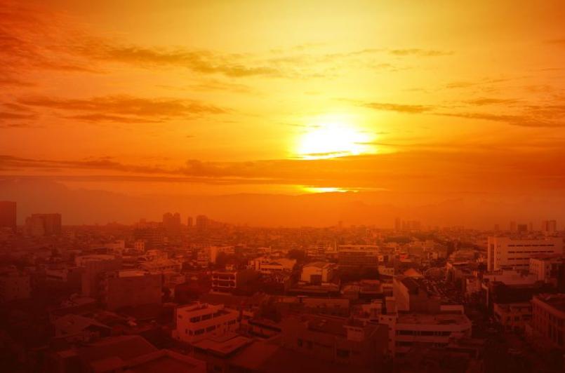 Heat advisory touches down on California